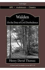 Walden and On the Duty of Civil Disbedience