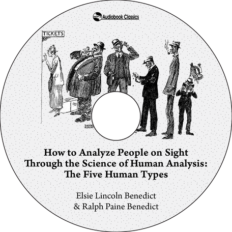 How To Analyze People On Sight Mp3 Cd Audiobook In Paper Sleeve Ebay